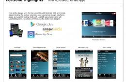 iPhone, Android, iPad, & Kindle