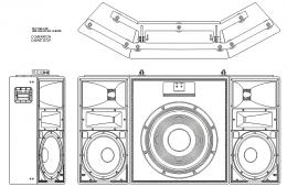 Speaker Diagram
