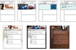 Homepage Planning