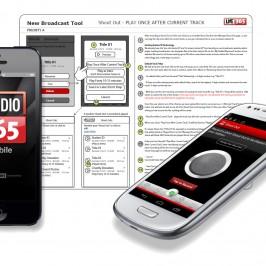Studio365 Mobile Broadcasting App