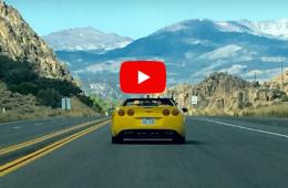 NCCA Corvette Sierra Run
