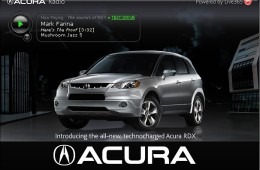 Acura Player