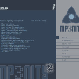 Mp3nity – Great Software