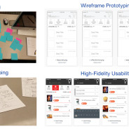 SFSU Mobile UX Design Course