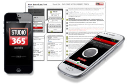 Studio365 Mobile Broadcasting App